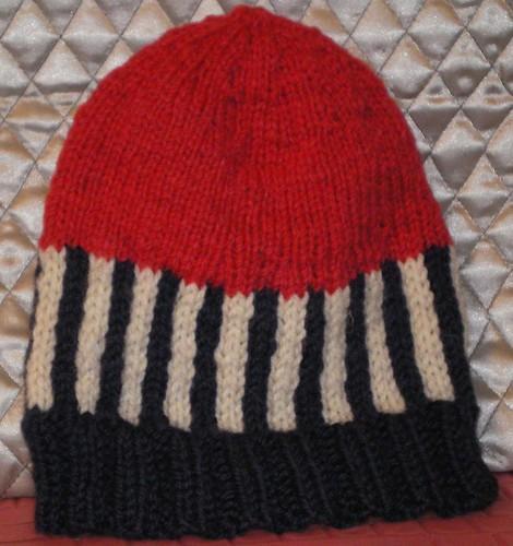 Slip Stitch Patritoic Hat