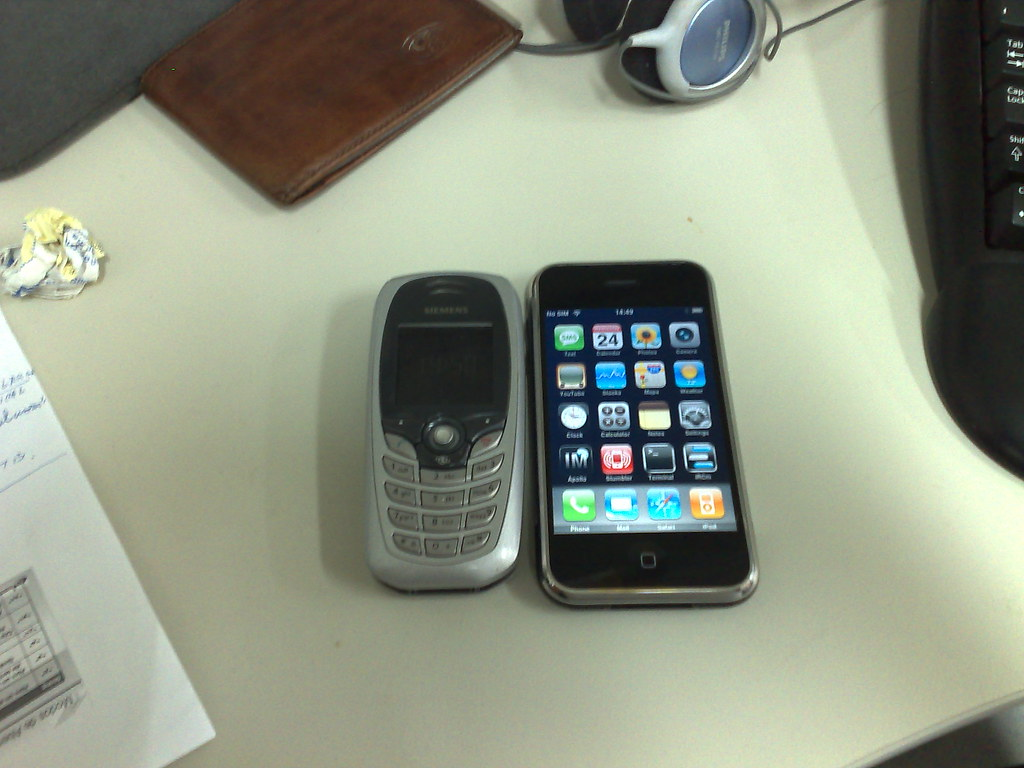 MyPhone and the iPhone