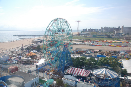 Coney From Above Two