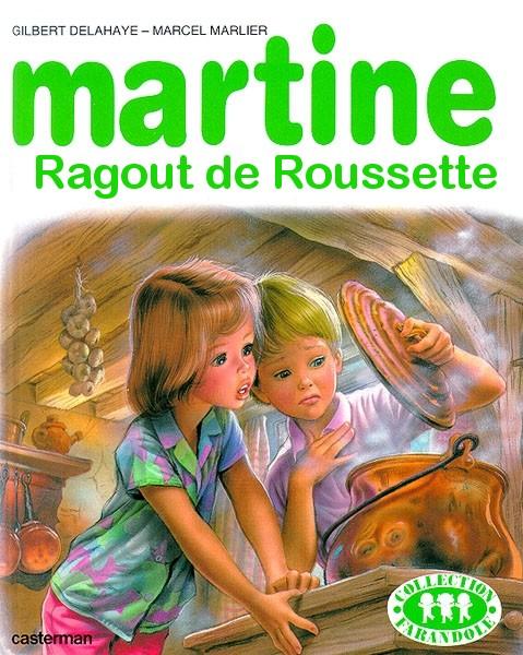 Martine roussette