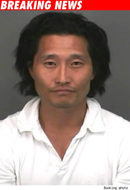 daniel dae kim another lost actor dui arrest   sensasi