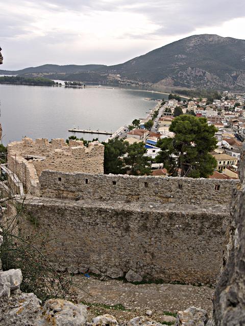 vonitsa castle