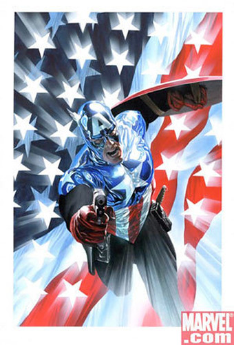 Nuevo Capitán América