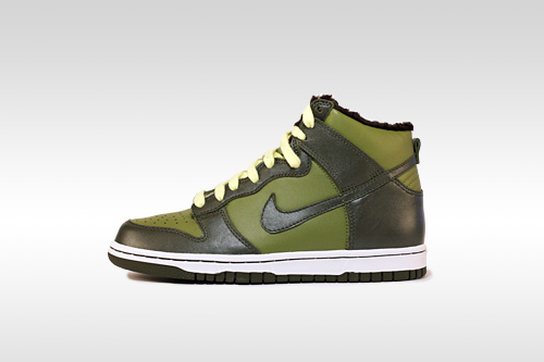 Women's Nike Dunk High