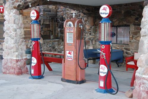 Antigua Gasolinera