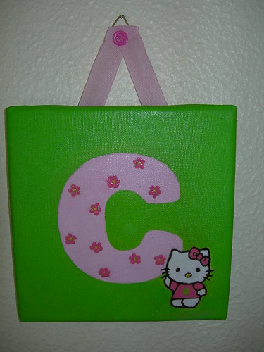letras com a hello kitty 2
