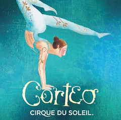 Corteo was the 9th Cirque du Soleil production we've seen. (11/09/2007)