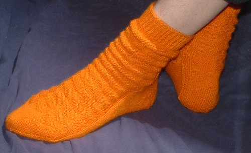 waffle socks