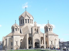 St. Gregory The illuminator Armenian Orthodox Church (nersess) Tags: church cathedral kathedrale iglesia kirche caucasus armenia christianity gregory orthodox yerevan glise armenianchurch krikor illuminator stgregory armenianorthodox lusavorich