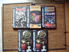 Panzer Dragoon Saga & co (x pelon x) Tags: color psp dc ntsc gg sony ngc nintendo psx ds evil xbox atari system warcraft master sp sega nes re saturn megacd dreamcast ps2 pocket pal genesis advance oldies saga gameboy playstation biohazard sms cyber 2600 gamecube loose snes famicom speedway panzer gba n64 n20 psone dragoon resident gamegear segacd pelon wii x360 videgrenier brocantes videopak occitel