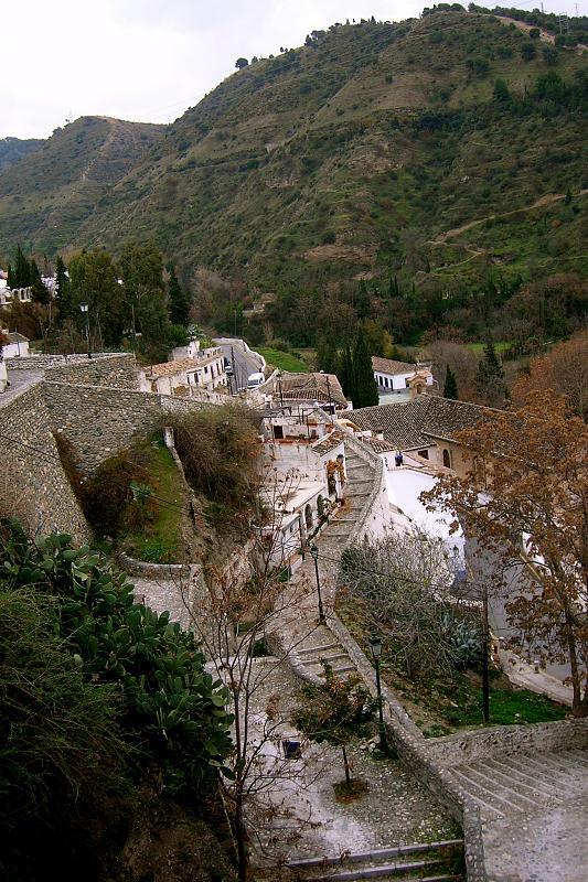 Granada, Sacromonte