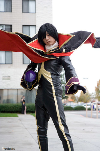 Code Geass - Hangyaku no Lelouch Lelouch Lamperouge Fotos Cosplay