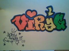 Kszi Alexa :) (kisvirag13) Tags: orange alexa virg color horsepenis rajz lfasz