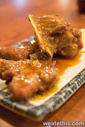 Lemon Pork Ribs