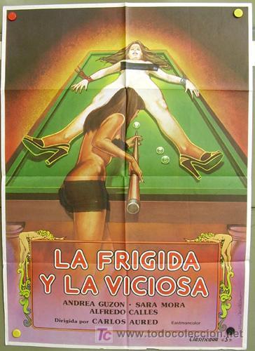 1981 - la frigida y la viciosa