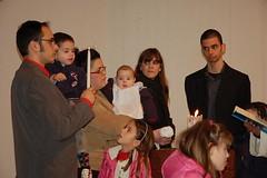 26/01/2008 - Battesimo Riccardo (pascaliza) Tags: family baby child famiglia son riccardo bambino figlio neonato ricdess