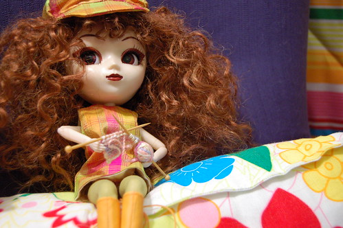 Pullip doll cuteness