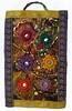 Shisha 2 (Karen Cattoire) Tags: original abstract art handmade originalart creation fabric fiberart tissu abstrait textiledart karencattoire fibretextile arttexilte