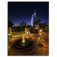 The Jewel of Dubai (DanielKHC) Tags: longexposure beach night digital garden hotel interestingness high dynamic sony united uae emirates explore arab burjalarab alpha 1001nights range fp frontpage dri increase hdr jumeira a100 blending themoulinrouge dynamicrangeincrease blueribbonwinner firstquality  interestingness14 5exp tamron1118mm platinumphoto aplusphoto superbmasterpiece infinestyle goldenphotographer danielkhc explorefp theunforgettablepictures nocturnalmasterpiece great123 explore13feb08 dannielcheong gettyimagesmeandafrica1