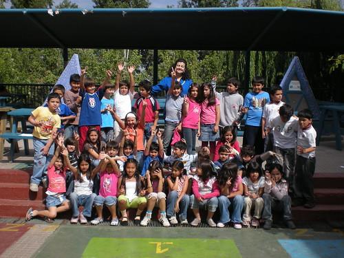 Fotos del Recuerdo - 2º Básico B - Diciembre 2007 - Ultimo Día de Clases