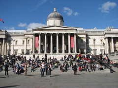 image of national gallery london