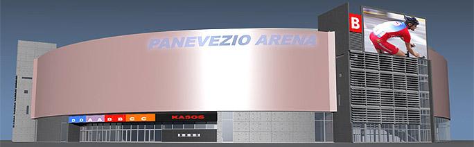 Panevėžio arena