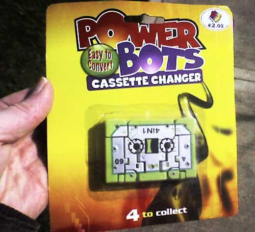 cassette-changer