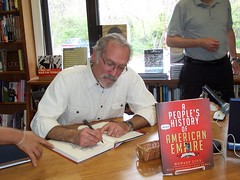 100_4987 Mike Konopacki at Politics and Prose