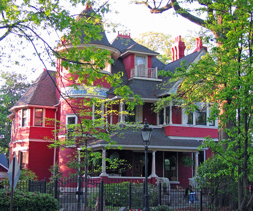 Most Beautiful Historic Residential Neighborhood In US