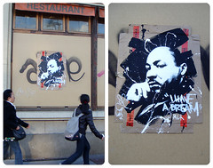 MARTIN LUTHER KING (DAN23-PHOTO) Tags: street art king martin luther dan23