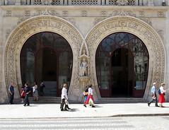 Lisboa - Rossio (train station) (jaime.silva) Tags: lisboa portugal rossio olympuse400 architecture arquitectura architektur architettura architektura arquitetura baustil architektonik  arhitektura arkitektur architektra arhitektuur arkkitehtuuri architectuur bouwstijl bouwkunde ptszet arkitektr arhitektra architektra arhitectura  mimari lisbon lisbonne lissabon  lisabon lizbonska lissaboni lissabonin lisszabon lisbona lisabonas lisabonos lizbona lisabona  lizbon   portugalsko portugalija portuglia portugalia