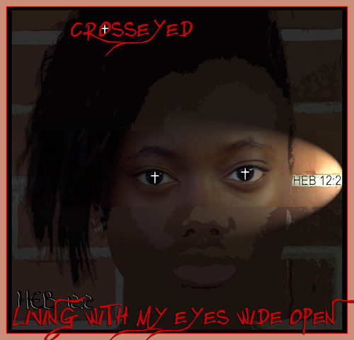 crosseyed