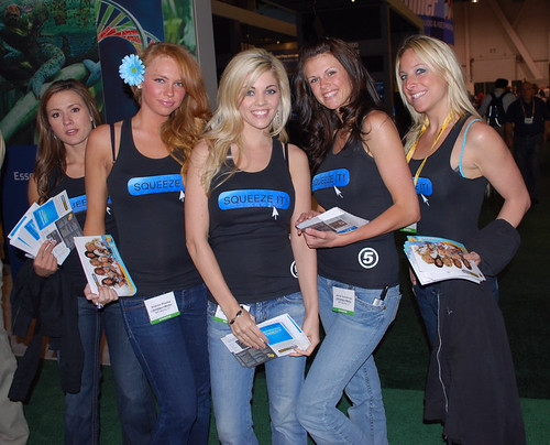 Vegas Promotional Models