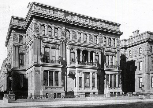 Cornelius Vanderbilt III's House (photo taken for architecture ...