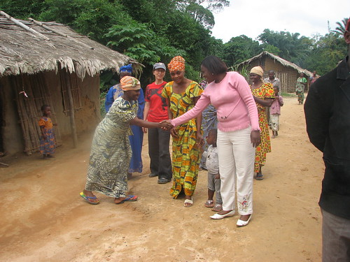 A stroll through Obenge