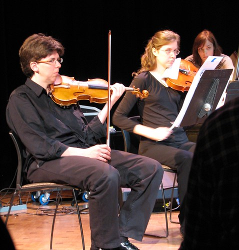 Violin, Viola and Piano