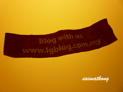 Blog with LG