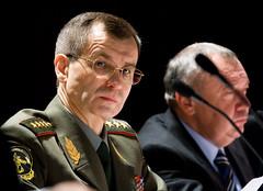 Officials () Tags: militia officials