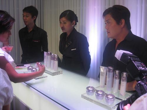 shiseido line