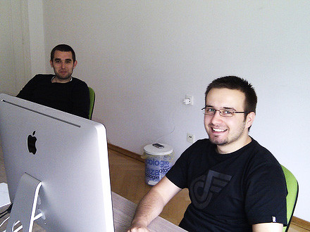 Our Developers from Osijek, Croatia