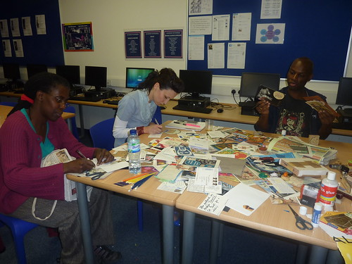 Pimlico Mailart Workshops (2)