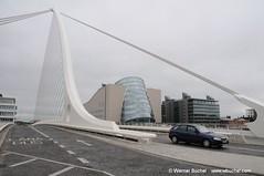 In Dublin (Werner_B) Tags: city bridge dublin photography photo nikon europe foto fotografie image picture irland bild 2011 d300s wernerbuchel