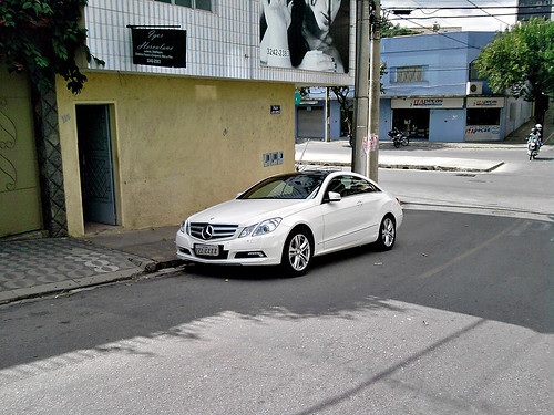 Mercedes E350 Coupé