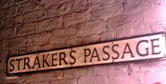 A Shado of UFO - Strakers Passage. (Man of Yorkshire) Tags: york uk tv yorkshire ufo scifi series passage shado gerryanderson straker