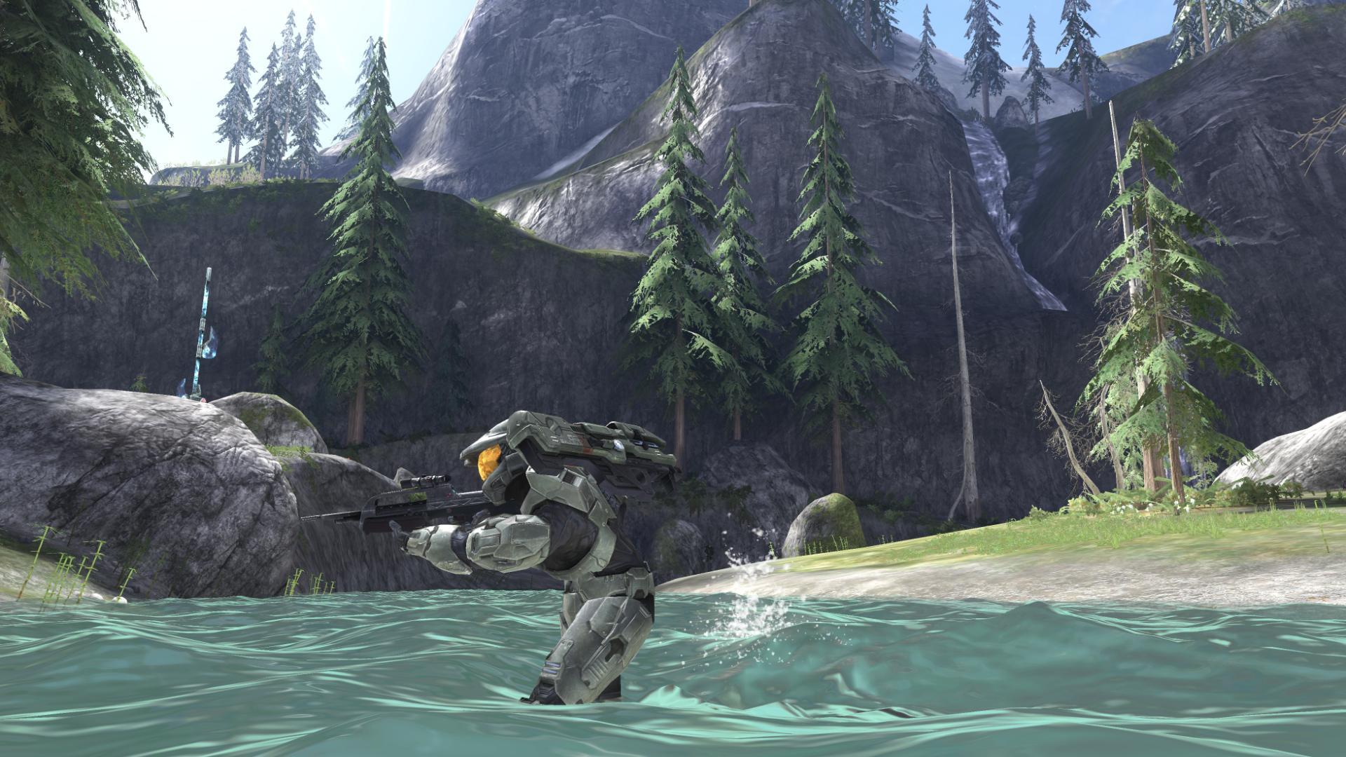 1523557164 9c0f85d8ec o Halo 3: Landscape + Water