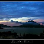 Lago Atitlan, Panajachel, Guatemala