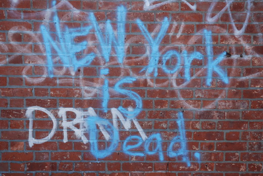 New York is Dead Again