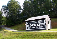 When you see Rock City you see the best (SeeMidTN.com (aka Brent)) Tags: barn tn tennessee rockcity seerockcity seviercounty chapmanhighway us441 rockcitybarn us411 bmok tn35