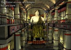 Zeus (Wonders _) Tags: greece zeus olympia sevenwonders ancientgreece ancientworld classicalantiquity greekculture phidias greekhistory thesevenwondersoftheancientworld lastatuadizeusadolimpia statueofzeusatolympia sevenwondersancientworld