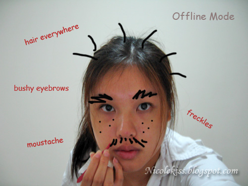 offline look 2